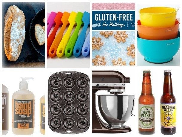 Gift Guide: For the Gluten-Free Home Cook