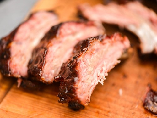 Balsamic Glazed Baby Back Ribs Recipe