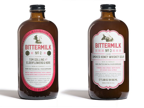 Better Cocktail Mixers from Bittermilk