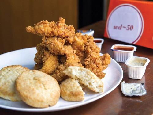 Popeyes-Style Chicken Tenders From 'Fried & True'