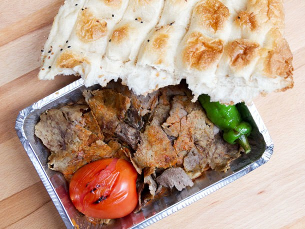 A Sandwich a Day: Iskender at 7 Spices