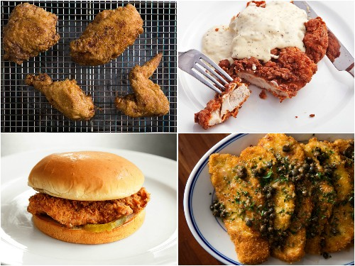 16 Fried Chicken Recipes (Because One Is Not Enough)