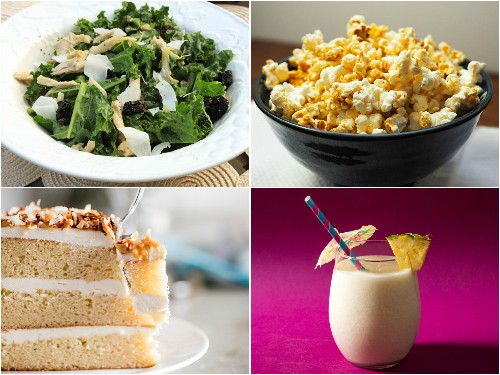 16 Coconut Recipes, Both Savory and Sweet