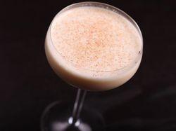 Buttermilk Maple Gin Flip Recipe