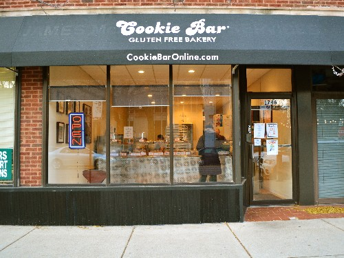 The New Cookie Bar Goes Gluten-Free and Against the Grain