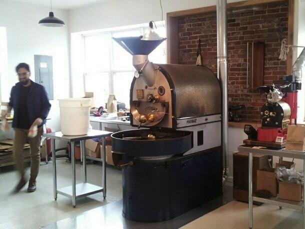 Small Roaster Profile: Tandem Coffee Roasters, Portland ME