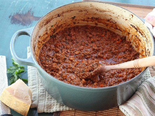 The Food Lab: Slow-Cooked Bolognese Sauce