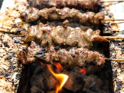 How to Set Up Your Grill for Better Skewers, Kebabs, and Yakitori