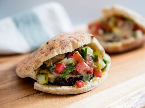 Better Than Falafel? Israel's Sabich Sandwich Has My Vote