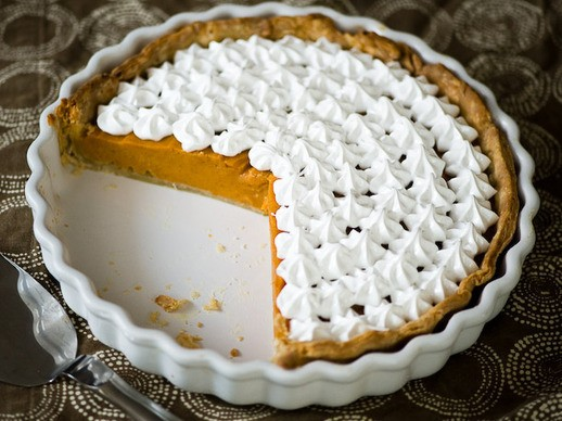 Thanksgiving Pie Countdown: Sweet Potato Pie