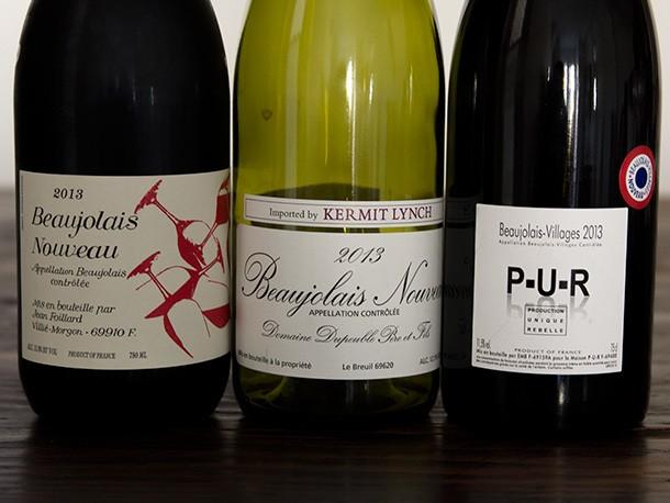 Drink Better Beaujolais Nouveau