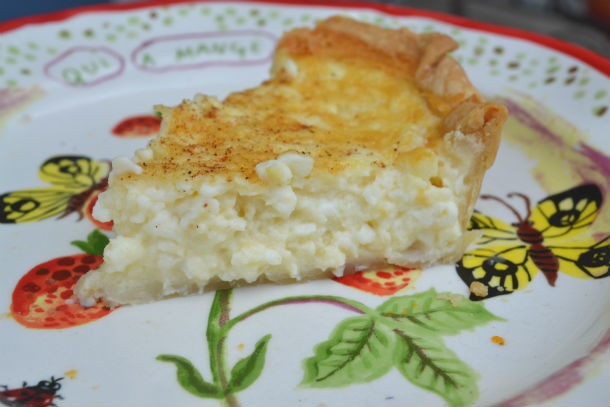 Pie of the Week: Cottage Cheese Pie