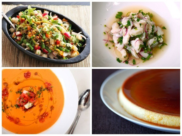 Serious Entertaining: A Light, All-Chilled Spanish(ish) Menu
