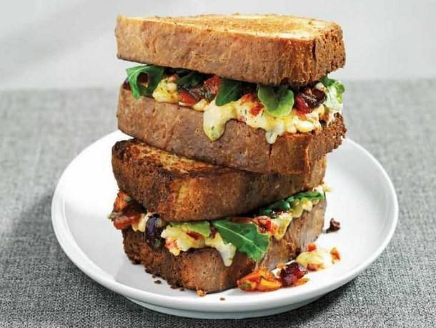 Richard Blais's Pimento Jack Cheese Sandwiches
