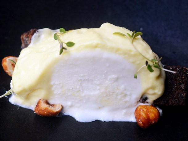 Gramercy Tavern's Must-Eat Lemon Sherbet