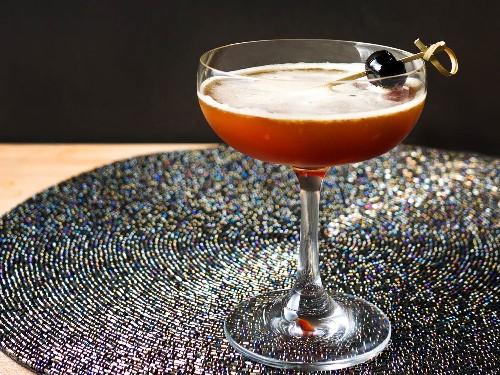 The Bitter Irishman Cocktail: 1 Part Irish, 1 Part Italian, All Delicious