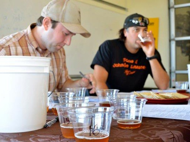 How to Become a Beer Judge