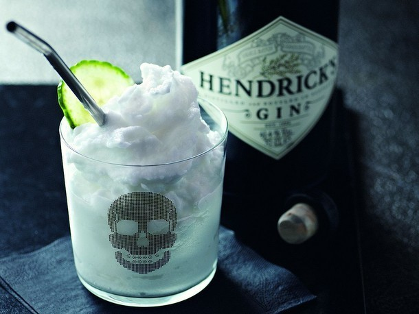 Gin and Tonic Sorbetto