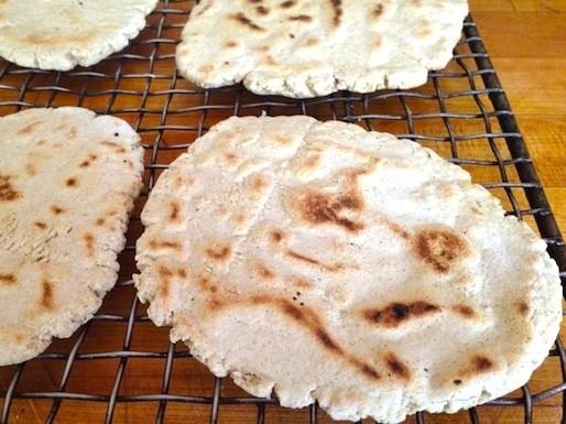 Gluten-Free Tuesday: Skillet Flatbread