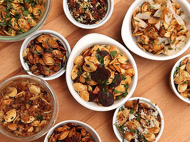 Gallery: How to Roast and Season Pumpkin Seeds