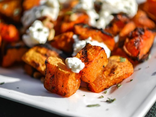Take an Oven Chill Pill: The Magic of Grilling Butternut Squash