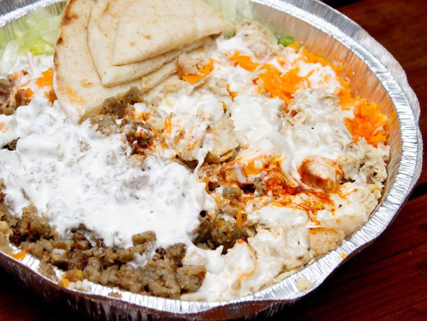 Halal Guys Come to East Village, M. Wells Steakhouse to Open in July