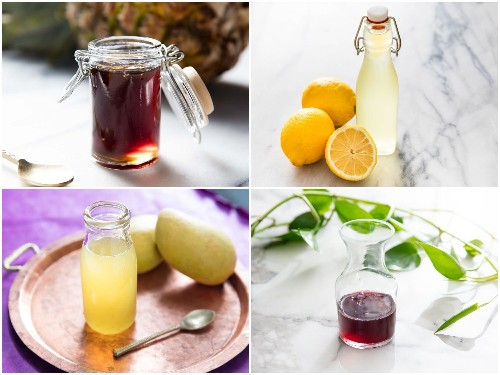 Save These Fruit Scraps to Make Fresh Syrups for Cocktails and More