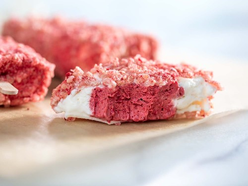 DIY Strawberry Shortcake Ice Cream Bars: Guaranteed to Put You in a Better Humor