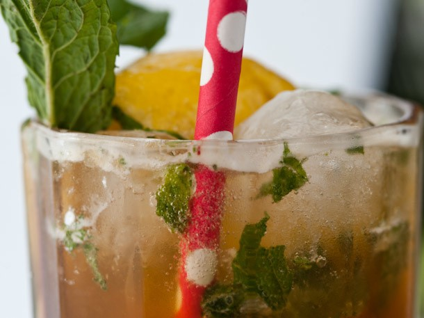 Pimm's Lemon Mojito Recipe