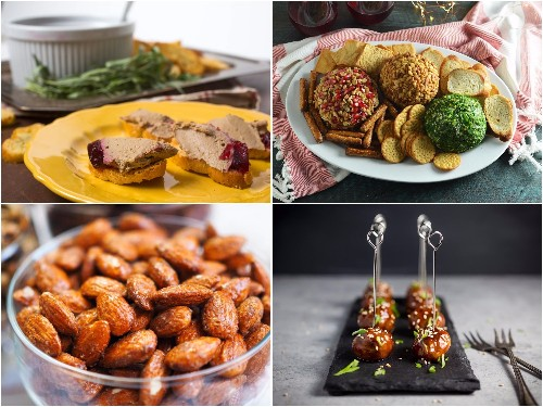 18 Thanksgiving Appetizers and Snacks for Maximum Overeating