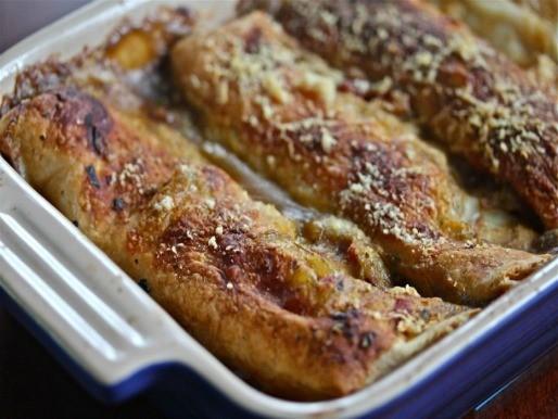 Sunday Supper: Creamy Tex-Mex Chicken Enchiladas Verdes
