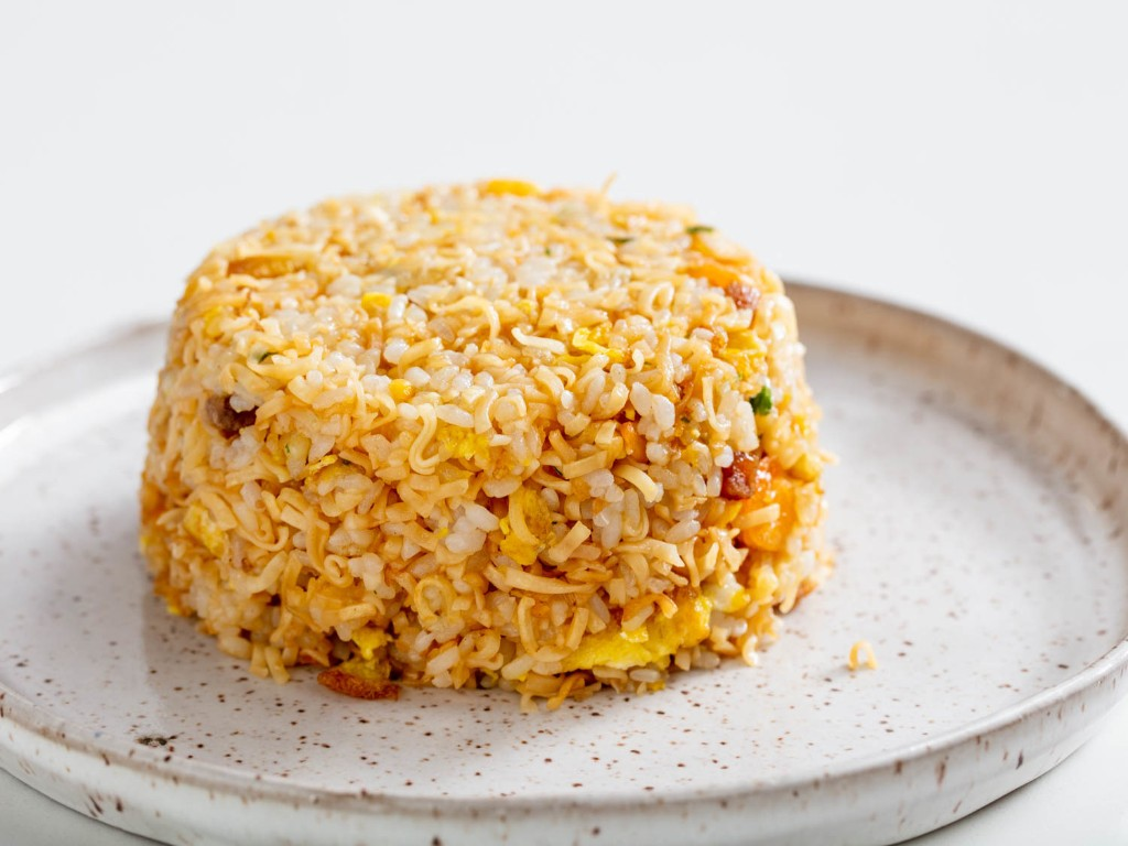 Instant Ramen Fried Rice Recipe