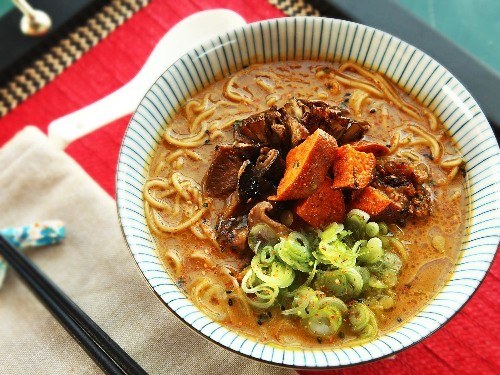 How to Make the Ultimate Rich and Creamy Vegan Ramen