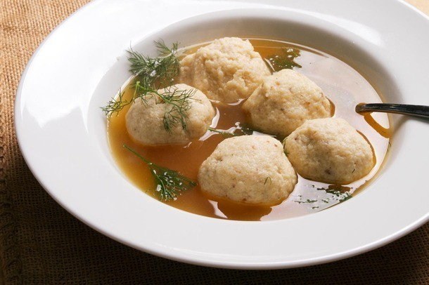 Deep-Fried, Meatball-Stuffed, and More: Three Ways to Play With Your Matzo Balls