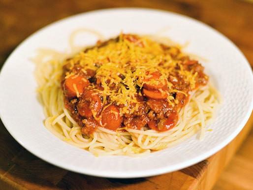 Sauced: Filipino Spaghetti Sauce