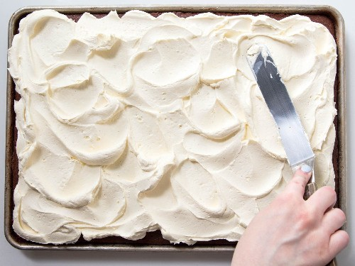 German Buttercream Is Vanilla Pudding Whipped With Butter. What's Not to Like?