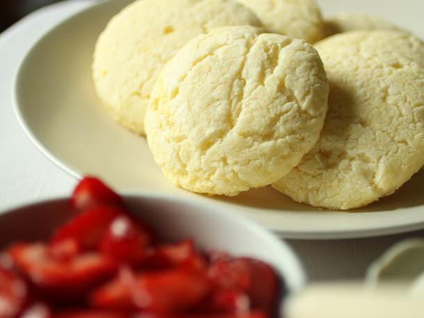 Gluten-Free Strawberry Shortcakes Recipe