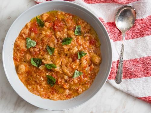 Tuscan Pappa al Pomodoro (Tomato and Bread Soup) Recipe