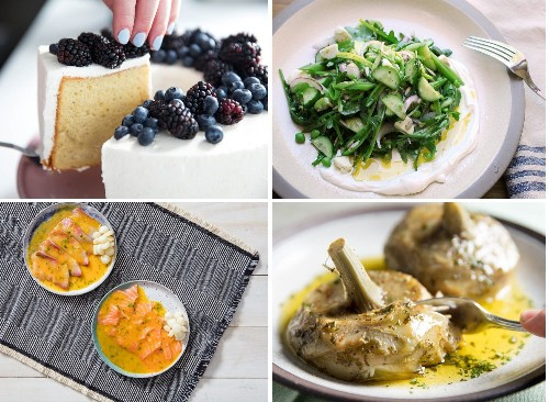 The Spring Recipes We Can't Wait to Make (and Eat)