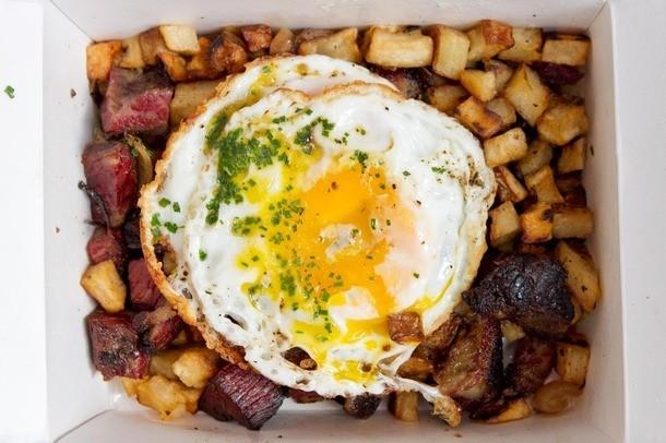 Mile End Manhattan's Breakfast is Worth a Detour