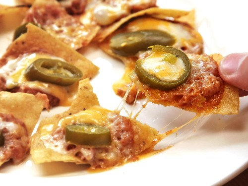 Nachos for One? The Microwave Is Your Best Friend