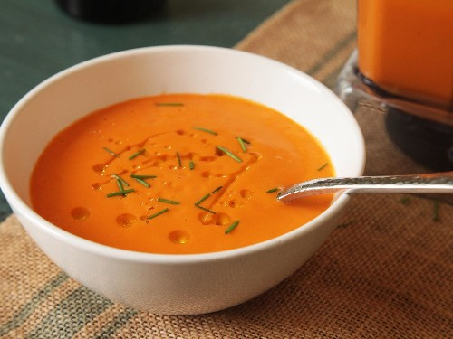 The Food Lab Turbo: No-Cook Blender Tomato Soup in Just 5 Minutes