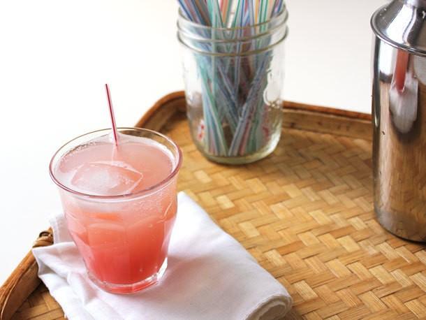 Rhubarb Shrub Recipe