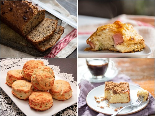 19 Breakfast Baking Recipes to Make Your Mornings Toasty