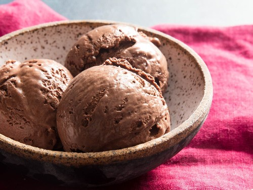 No-Churn Chocolate Ice Cream Recipe