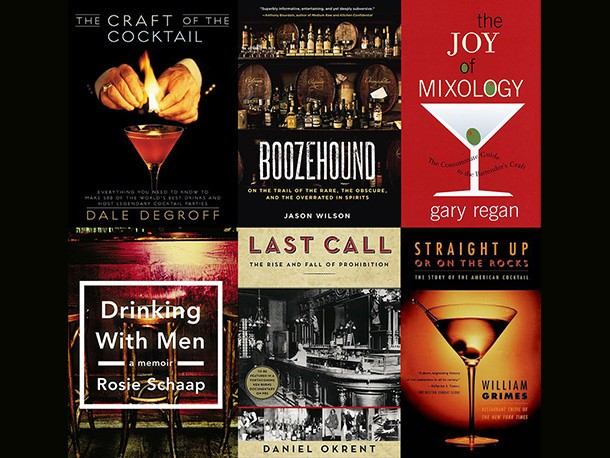 Cocktail 101: How to Build a Cocktail Library