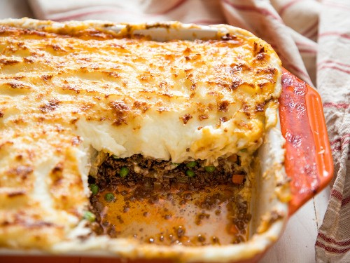 A Few Not-So-Classic Ingredients Make a More Savory Shepherd's Pie