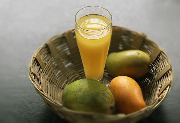 Beyond Curry: Indian Mango Cooler (Panha)