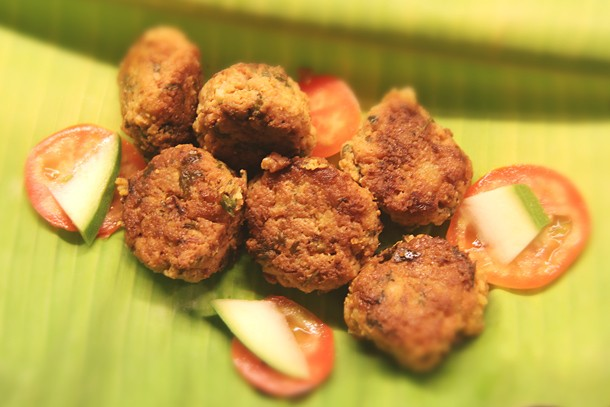 Indian Prawn Patties Recipe