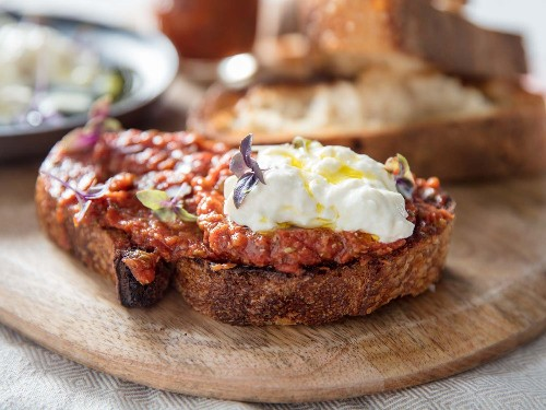 This Tomato and Caper Spread Is a Taste of Summer, Whenever You Like